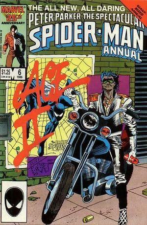 SPECTACULAR SPIDER-MAN ANNUAL (1976) #6