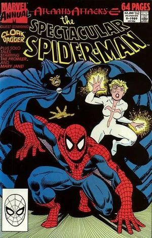 SPECTACULAR SPIDER-MAN ANNUAL (1976) #9