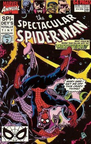 SPECTACULAR SPIDER-MAN ANNUAL (1976) #10