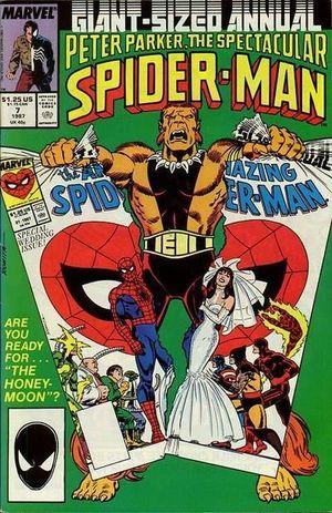 SPECTACULAR SPIDER-MAN ANNUAL (1976) #7