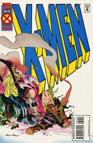 X-MEN (1991 1ST SERIES) #39