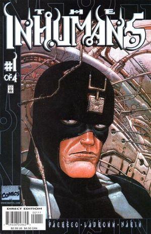 INHUMANS (2000 3RD SERIES) #1