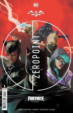 BATMAN FORTNITE ZERO POINT (2021) #1