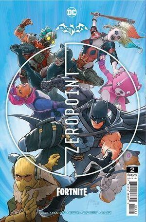 BATMAN FORTNITE ZERO POINT (2021) #2