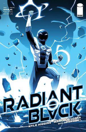 RADIANT BLACK (2021) #1D