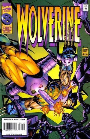 WOLVERINE (1988 1ST SERIES) #92