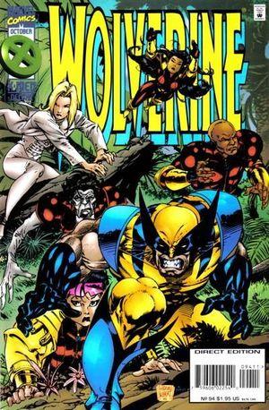 WOLVERINE (1988 1ST SERIES) #94