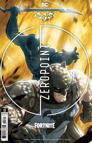 BATMAN FORTNITE ZERO POINT (2021) #3