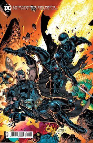 BATMAN FORTNITE ZERO POINT (2021) #3B
