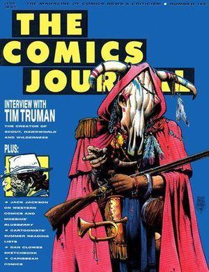 COMICS JOURNAL (1977) #144