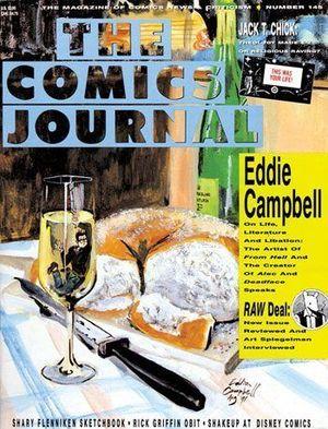 COMICS JOURNAL (1977) #145