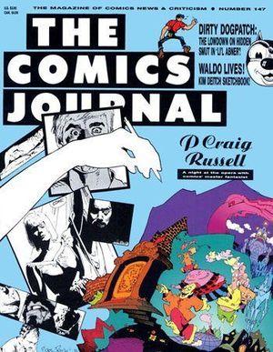 COMICS JOURNAL (1977) #147