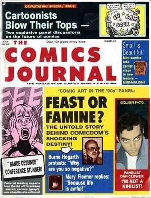 COMICS JOURNAL (1977) #149