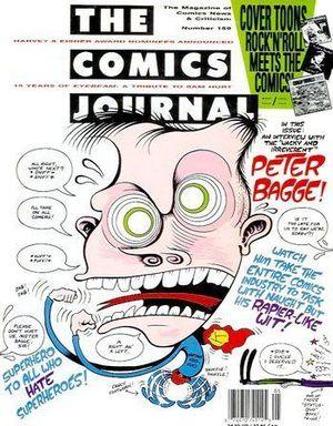 COMICS JOURNAL (1977) #159