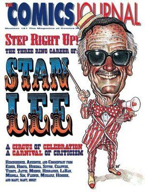 COMICS JOURNAL (1977) #181