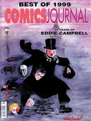 COMICS JOURNAL (1977) #220