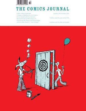 COMICS JOURNAL (1977) #238
