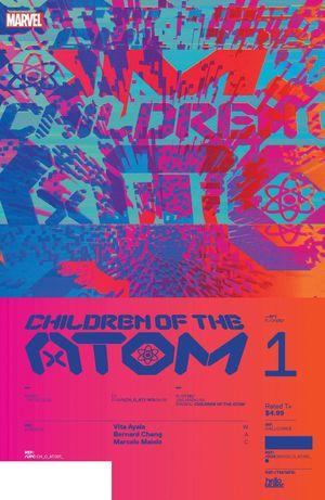 CHILDREN OF THE ATOM (2021) #1 DESIGN