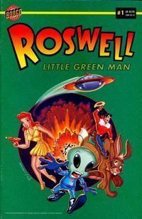 ROSWELL LITTLE GREEN MAN (1996) #1-6