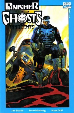 PUNISHER THE GHOSTS OF INNOCENTS (1993) #1-2