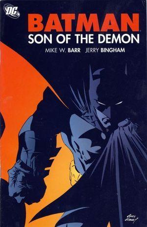 BATMAN SON OF THE DEMON (2006) #1