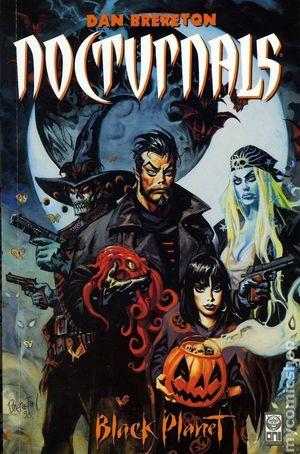 NOCTURNALS BLACK PLANET TPB (1998)