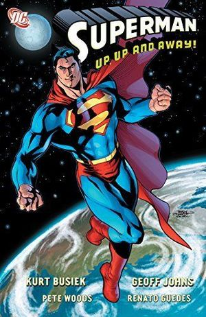 SUPERMAN UP, UP AND AWAY TPB (2006) #1