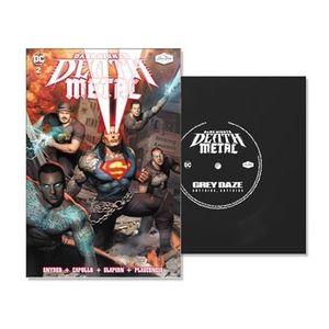 DARK NIGHTS DEATH METAL SOUNDTRACK SPECIAL EDITION #2