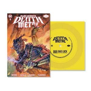 DARK NIGHTS DEATH METAL SOUNDTRACK SPECIAL EDITION #3