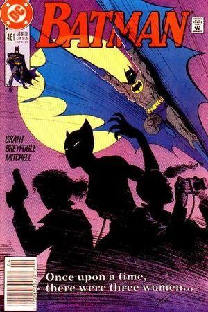 BATMAN (1940) #461