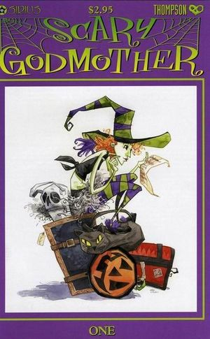 SCARY GODMOTHER (2001) #1-6