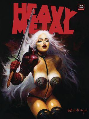 HEAVY METAL MAGAZINE (1977) #308