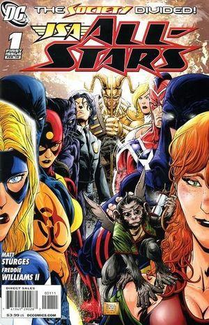 JSA ALL STARS (2009) #1-18