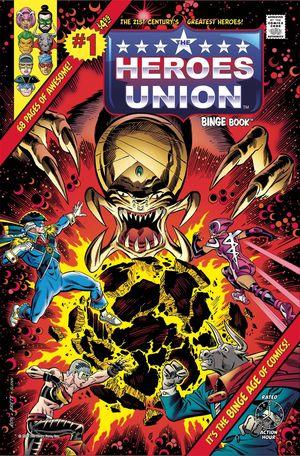 HEROES UNION (2021) #1