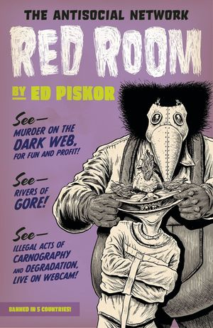 RED ROOM (2021) #1 1:5
