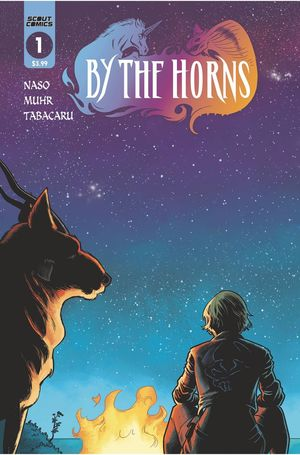 BY THE HORNS (2021) #1 2ND