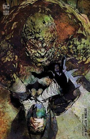 BATMAN REPTILIAN (2021) #1 1:25
