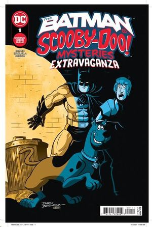 BATMAN & SCOOBY-DOO MYSTERIES EXTRAVAGANZA (2021) #1