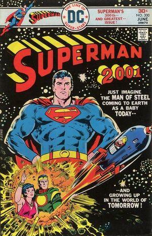 SUPERMAN (1939 1ST SERIES) #300