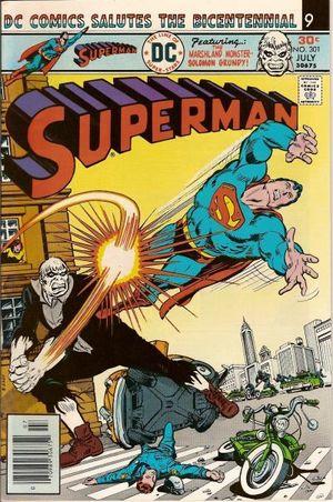 SUPERMAN (1939 1ST SERIES) #301