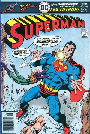 SUPERMAN (1939 1ST SERIES) #302