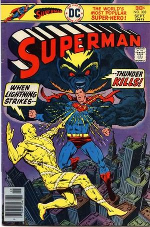 SUPERMAN (1939 1ST SERIES) #303