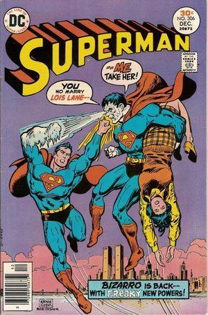 SUPERMAN (1939 1ST SERIES) #306