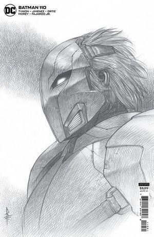 BATMAN (2016 3RD SERIES) #110 1:25