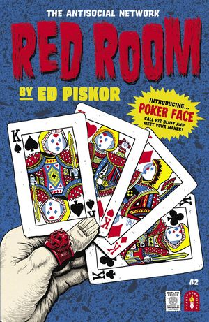 RED ROOM (2021) #2 1:10