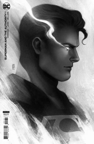 SUPERMAN AND THE AUTHORITY (2021) #1 1:25