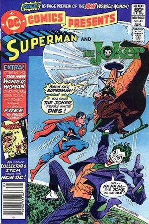 DC COMICS PRESENTS (1978) #41