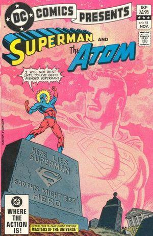DC COMICS PRESENTS (1978) #51