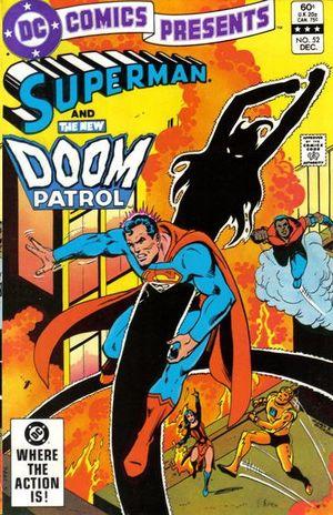 DC COMICS PRESENTS (1978) #52