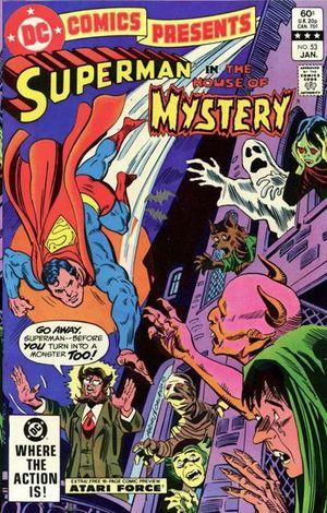 DC COMICS PRESENTS (1978) #53